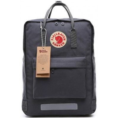 soldes sac dos kanken fjallraven large gris fonc 20 litres pas cher france paris en ligne. Black Bedroom Furniture Sets. Home Design Ideas