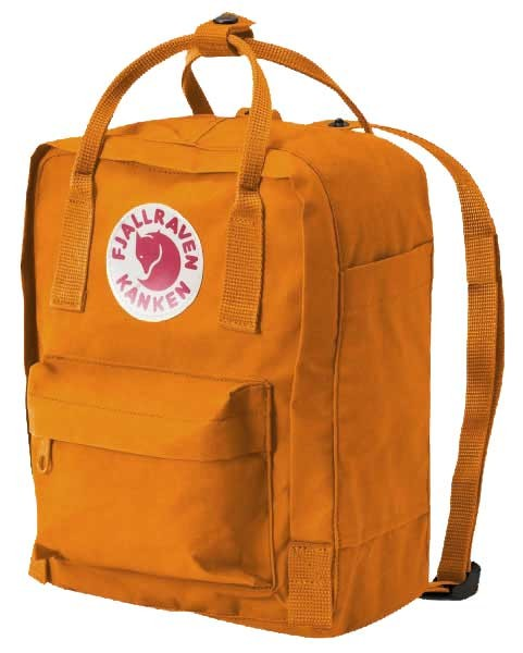 soldes sac dos kanken fjallraven mini jaune tournesol 7 litres pas cher france paris en ligne. Black Bedroom Furniture Sets. Home Design Ideas