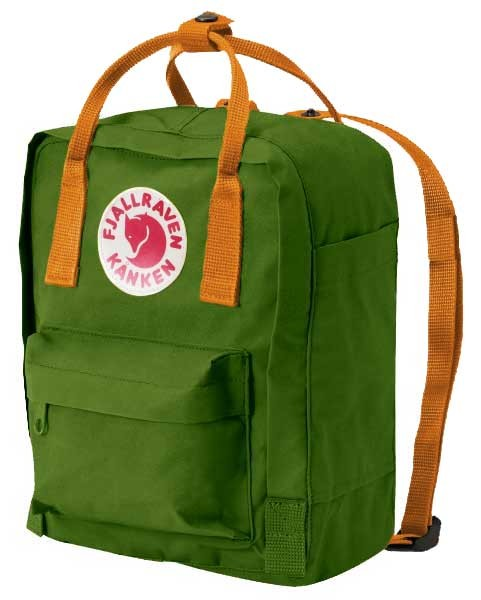 soldes sac dos kanken fjallraven mini vert jaune 7 litres pas cher france paris en ligne. Black Bedroom Furniture Sets. Home Design Ideas