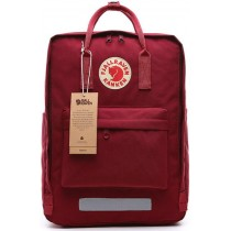 Sac à dos Kanken Fjallraven Large Rouge-Ox Red - 20 Litres