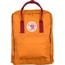 Sac à dos Kanken Fjallraven Classic Orange Brule et Rouge - 16 Litres